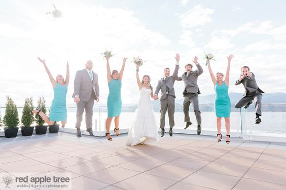 red apple tree photography: Jamee + Nick get married!