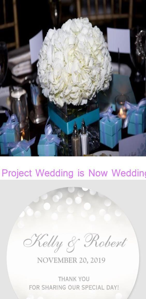 Project Wedding Is Now Weddingwire Weddingwire Com Wedding Favor Tag Elegant Silver Glitter Zazzle Com