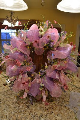 @Laurie Calloway  I can't wait to learn how to make Mesh wreaths!! They look so beautiful!!
