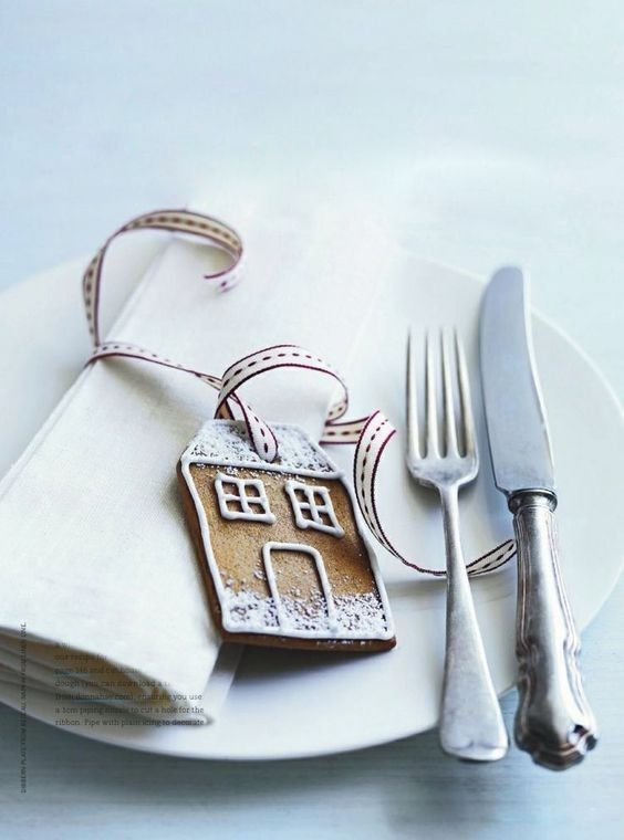 Christmas Gingerbread Napkin Ring