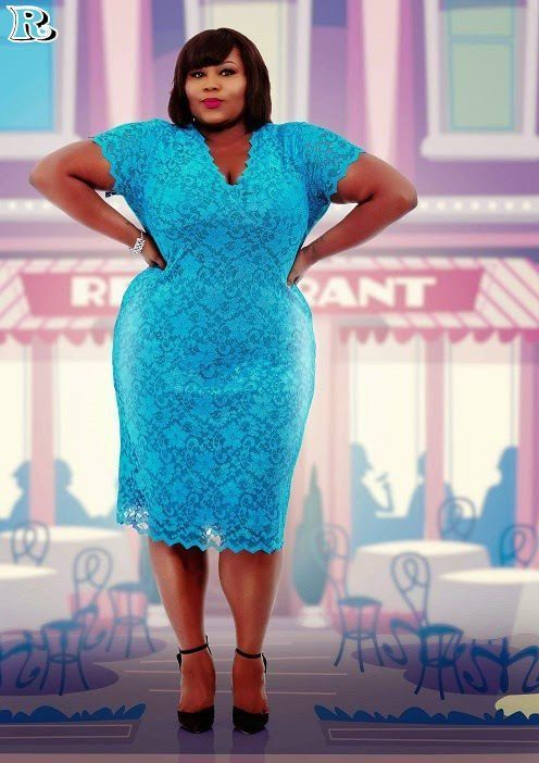 Pretty Perfect Plus Size Aso Ebi Styles Aso Ebi Styles African Maxi Dresses Curvy Fashion Plus Size