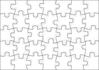 Free Scroll Saw Patterns by Arpop: Jigsaw Puzzle Templates ...