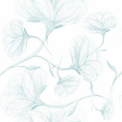 Papel de Parede Floral 103