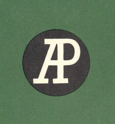 AP Logo: 1951 (of course I prefer this one)