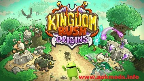 Kingdom Rush Origins Apk Download Best Adventure Game Latest