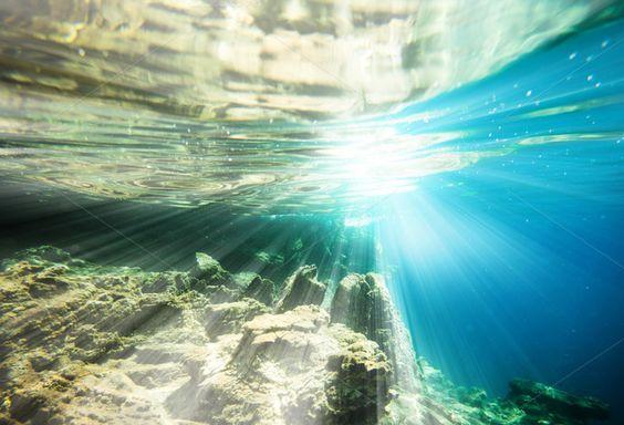 underwater by vovan on @creativemarket