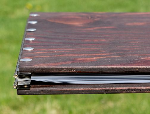 Wood Book Cover Diy : Pinterest the world s catalog of ideas
