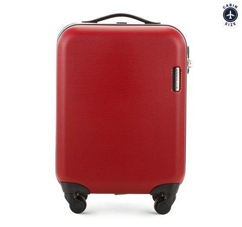 Mala Walizka Na Kolkach Z Abs 55x36x20 Cm Wittchen 56 3 610 Suitcase Luggage Abs