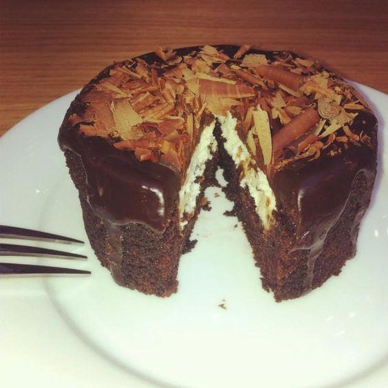 レシピとお料理がひらめくSnapDish - 5件のもぐもぐ - Chocolate cake made with Guinness by Sophia