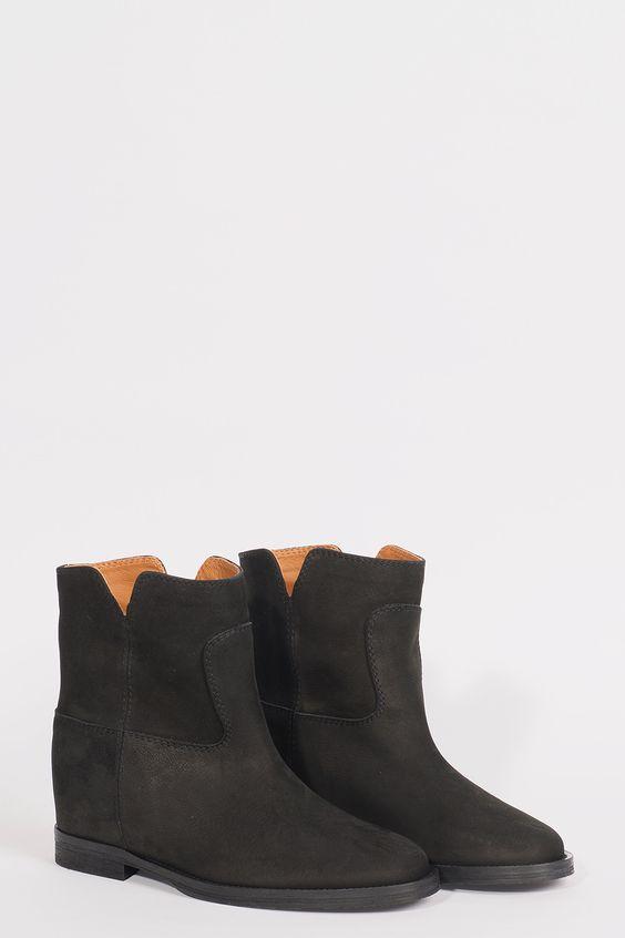 Coban Des Boots - nero von PREGO - made with love