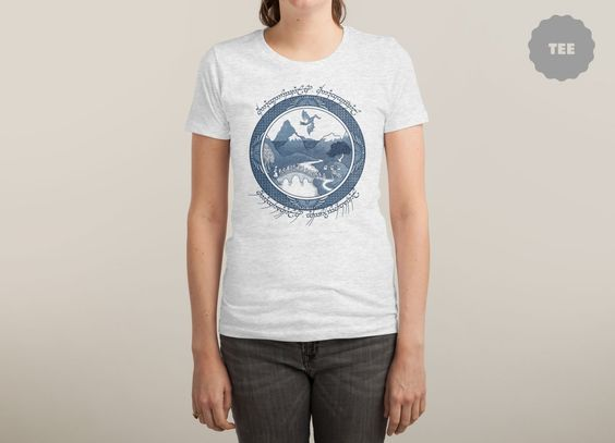 There And Back Again by Joe Wright   Threadless