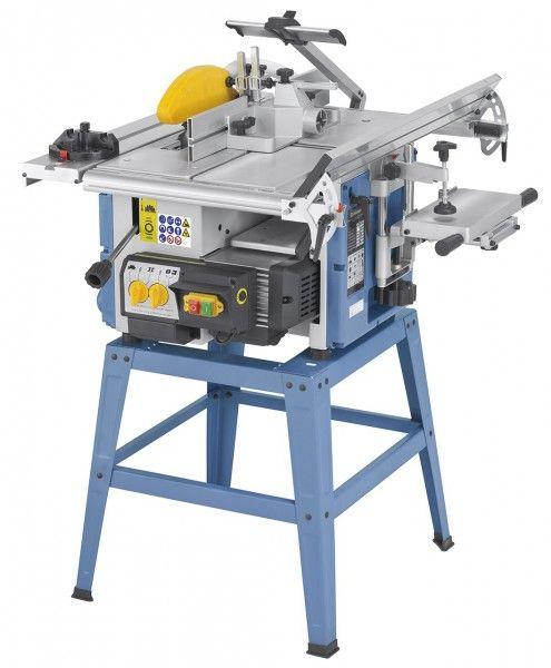 Kombimaschine Universal Cwm 150 230 V Bernardo Scheppach Tischkreissage Holzbearbeitung Holzbearbeitungsmaschinen