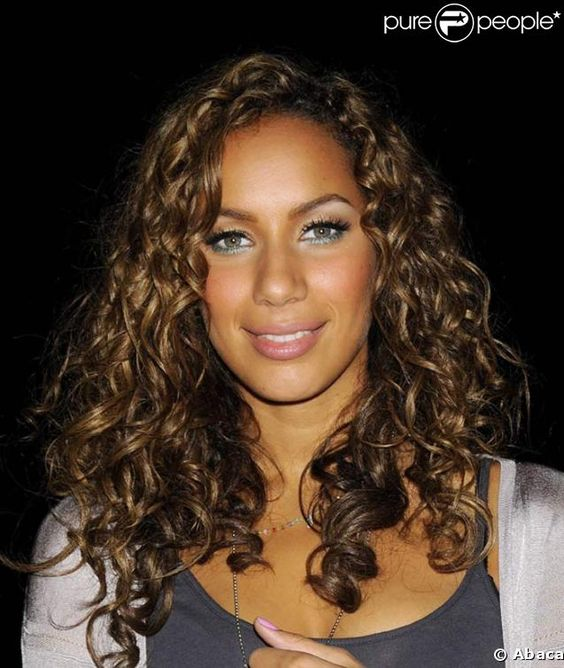 Leona Lewis - love her hair