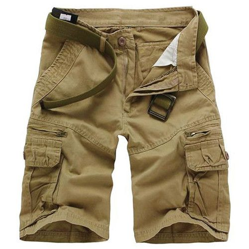 cargo shorts pants for men - Pi Pants