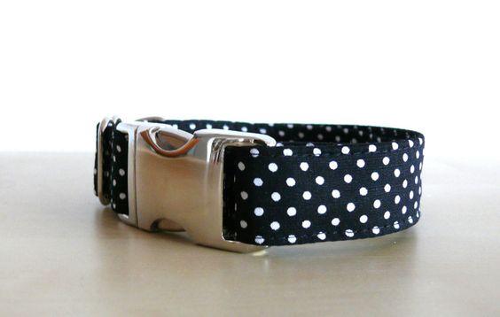 Nähanleitg. Accessoires - Halsband für den Hund nähen Set M DIY Packung - ein Designerstück von stitchbully bei DaWanda