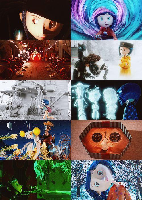 10 Animacoes Que Vao Fazer De Voce Uma Pessoa Melhor Cinefilia Incandescente Coraline Movie Coraline And Wybie Coraline Jones