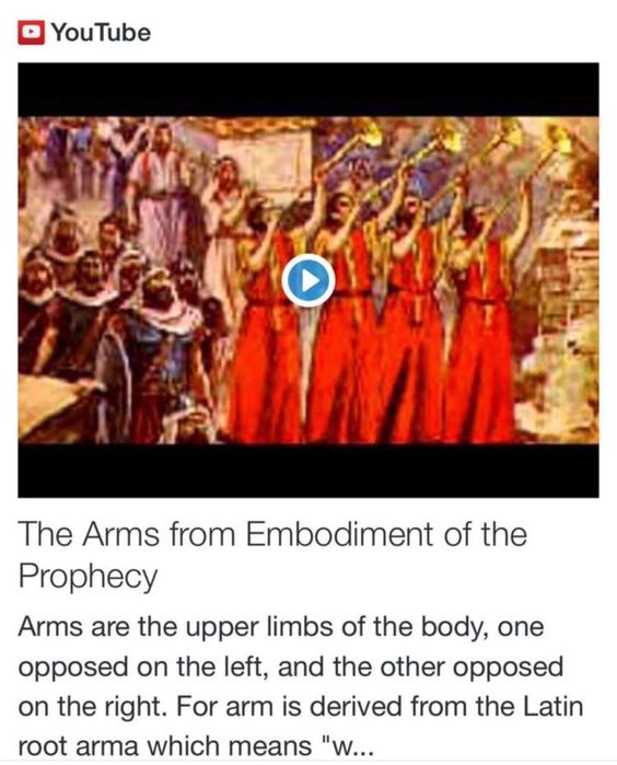 The Arms from Embodiment of the Prophecy http://www.andrewtheprophet.com/11301/260572.html