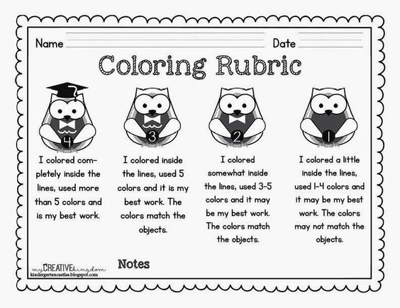 free worksheets color activity for kindergarten number names worksheets color activity for kindergarten