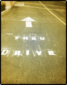 """Gotta Love Drive Thru """"Every adult gets to decide if they want to put more time and energy towards preventive care or illness care."""" http://www.mydrkevin.com/gotta-love-drive-thru/blog-92/#.UjyMRmRAS_g"""