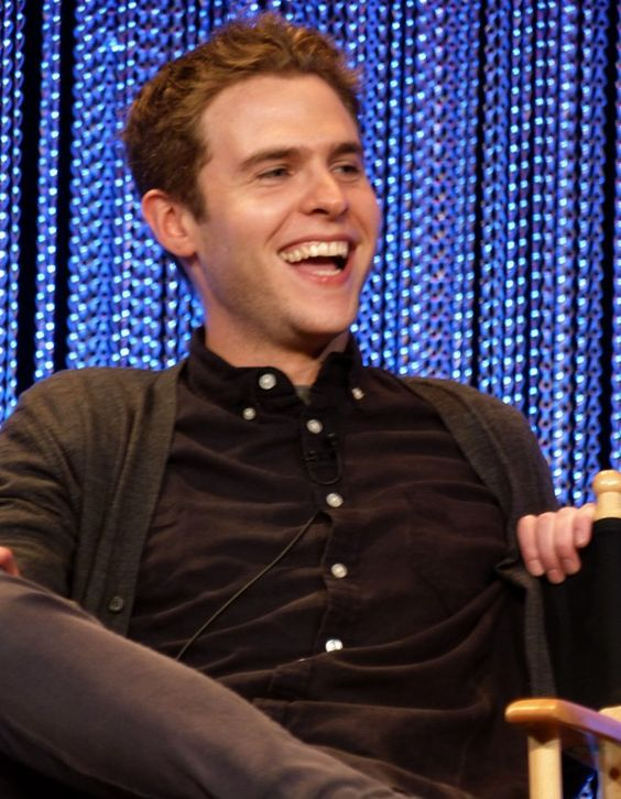 explore shield ... Iain De Caestecker Shield