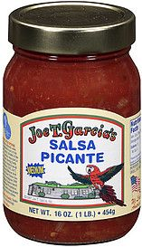 I can't ever get enough of this salsa!