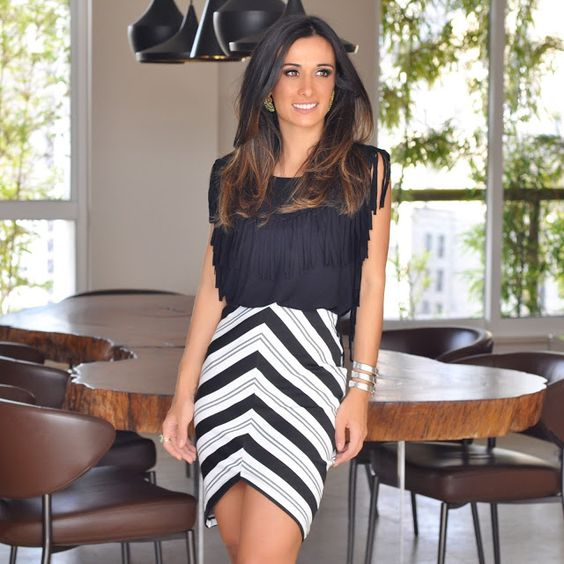 Blog da Maria Sophia │ Lifestyle and Fashion: Look {P+B}