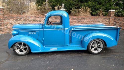 1940 Chevrolet Pickup Truck Old 1940 S Trucks For Sale Vintage