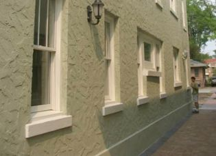 Repairing and Painting Stucco Centerbeam Construction Jacksonville, Fl www.centerbeamconstruction.com