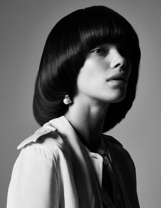 Vogue Spain October 2017 Jena Goldsack by Nagi Sakai - Fashion Editorials