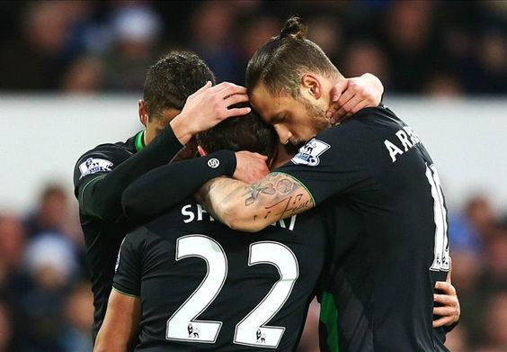 GW 19: Everton 3-4 Stoke City: Late Arnautovic penalty wins thriller