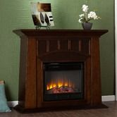 Found it at Wayfair - Kingsbury Electric Fireplace