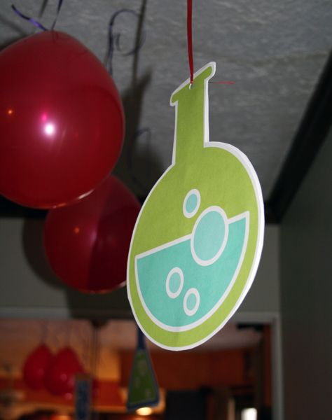 Science Decorations Mad And Decoration On Pinterest