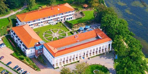 119 € -- Kurzurlaub auf Rügen mit Meerblick & Dinner, -75 €