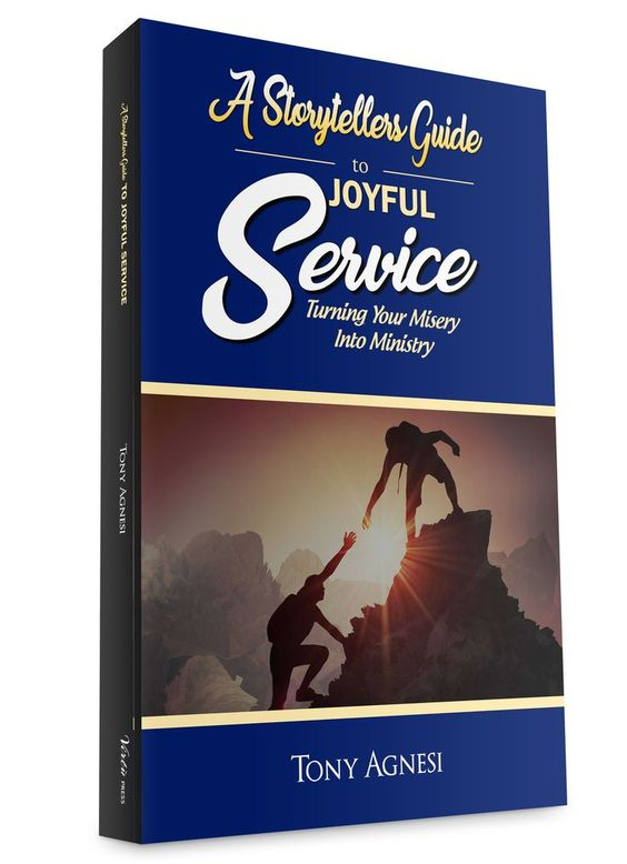 Joyful Service by Tone Agnesi