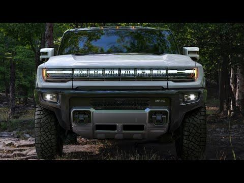 Gmc Hummer Ev 2022 All Electric Supertruck 1 000 Hp 350 Mile And 0 60 In 3 S Youtube Hummer Ev Suv Hummer Truck