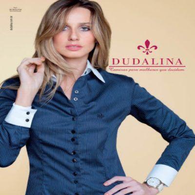 modelos camisa dudalina feminina