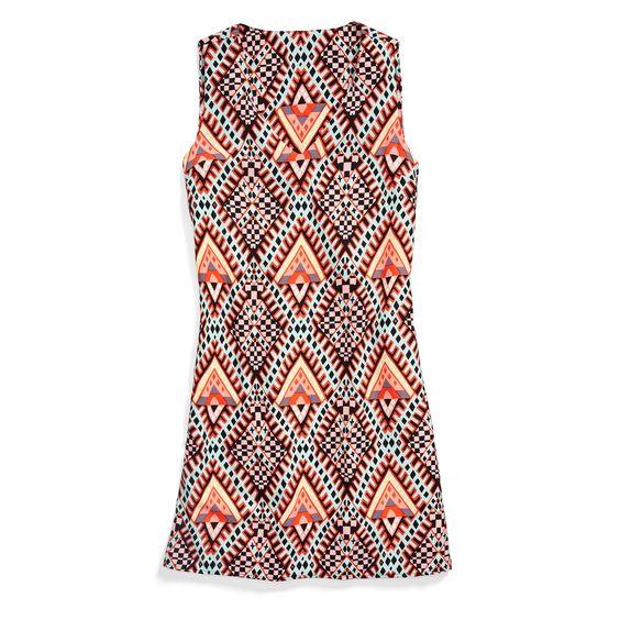 Blazers Fun Zone: Stitch Fix May Styles: Boho Printed Dress