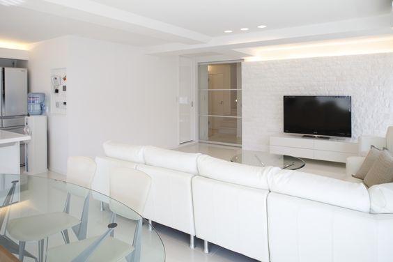 リフォーム| 神戸市 | リビング| 白 | 建築・設計 | デザイン | インテリア | 注文住宅 | TIDE.(株式会社タイド)