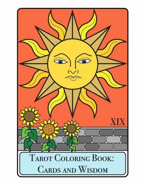 Coloring Book Barnes And Noble Awesome Tarot Coloring Book Cards And Wisdom By Individuality Books Coloring Books Vintage Coloring Books Mandala Coloring Books