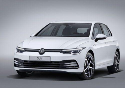 Nuova Volkswagen Golf 8 Volkswagen Volkswagen Golf Golf