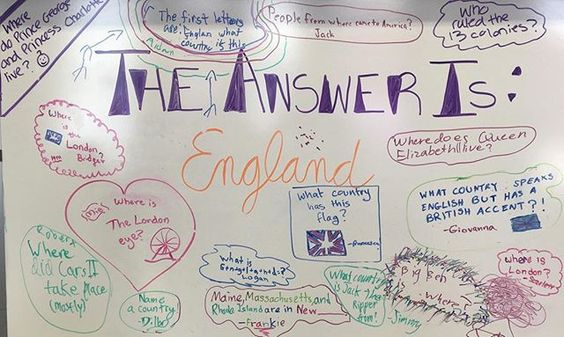 """""""The Answer Is..."""" 