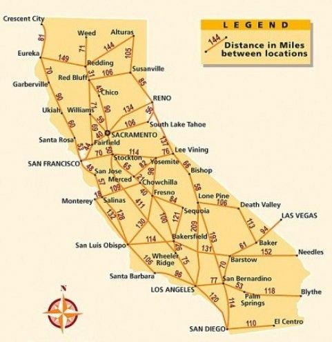 driving distance map - Teacheng.us