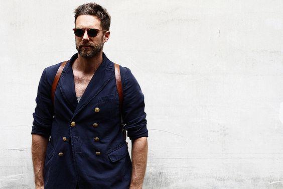 Dicas simples para compor um estilo masculino elegante - Blog da Cris Feu