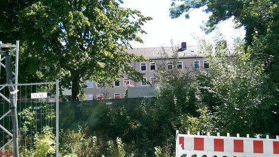 5. Pi BTL 210 Ausbildungskompanie Gebäude ist heute ein Asylantenheim