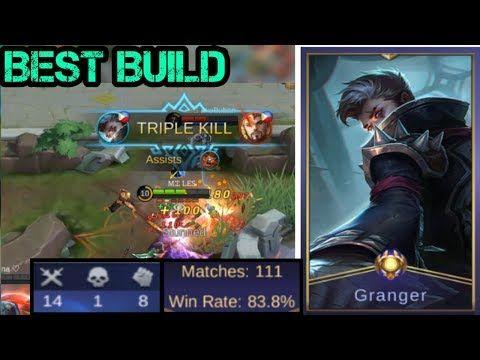 Granger Best Build New Op Marksman Mobile Legends Youtube Mobile Legends Best Build Mobile Legend Wallpaper