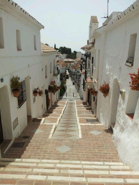 San sabastian street