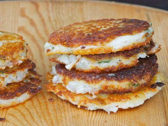 Mashed Potato Cakes....these are amazing.