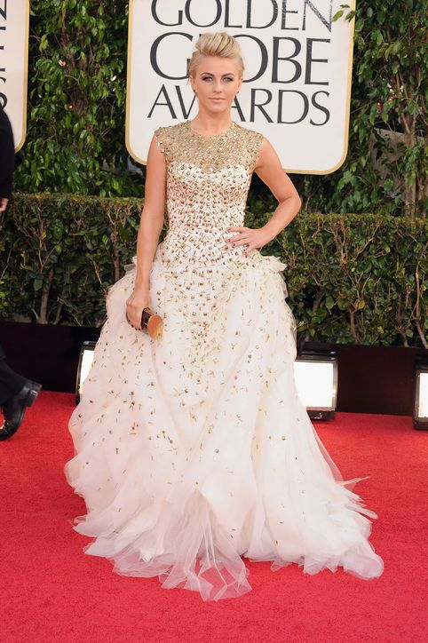 Well the Golden Globes Red Carpet Looked Like an Episode of Say Yes to the Dress! Which of These 7 Wedding-y Dresses Would You Wear as Your Wedding Dress? : Save the Date
