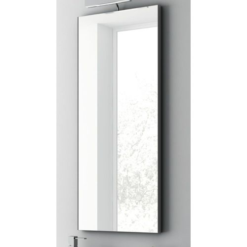 ACF Single 38 Inch Tall Wall Mounted Vanity Mirror S601