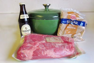 Diddles and Dumplings: 5 Ingredient Irish Stout Corned Beef & Lodge 6 Quart Dutch Oven Review + Giveaway